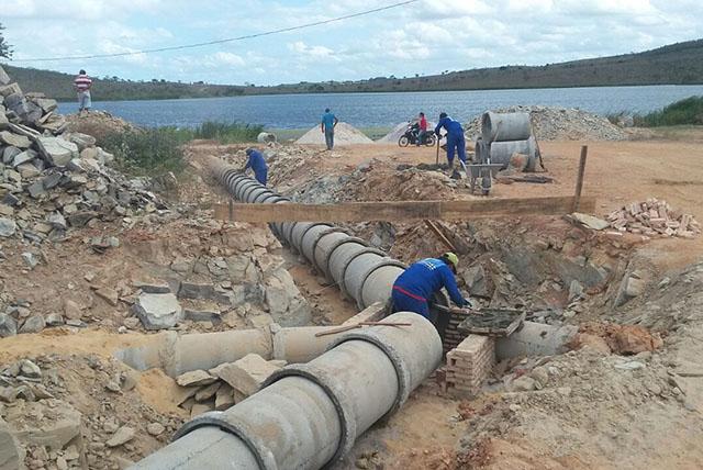 Revitalização do complexo turístico da barragem Dionísio Machado