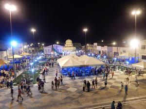 Praça da Piedade revitalizada