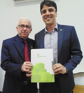 Reitor do Instituto Federal de Sergipe - IFS