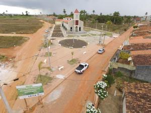 Praça Santa Luzia - bairro Alto da Boa Vista