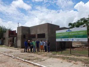 UBS do povoado Crioulo