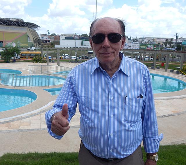 Aos 81 anos, Cabo Zé completará um mês de internação no próximo domingo