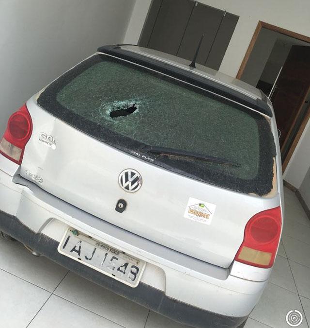 Veículo roubado
