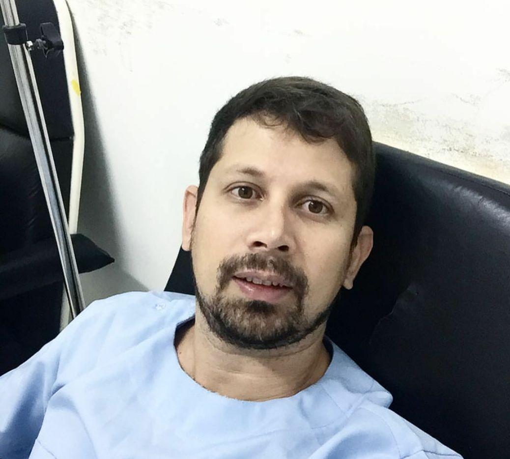 Médico Ricardo de Carvalho Diniz