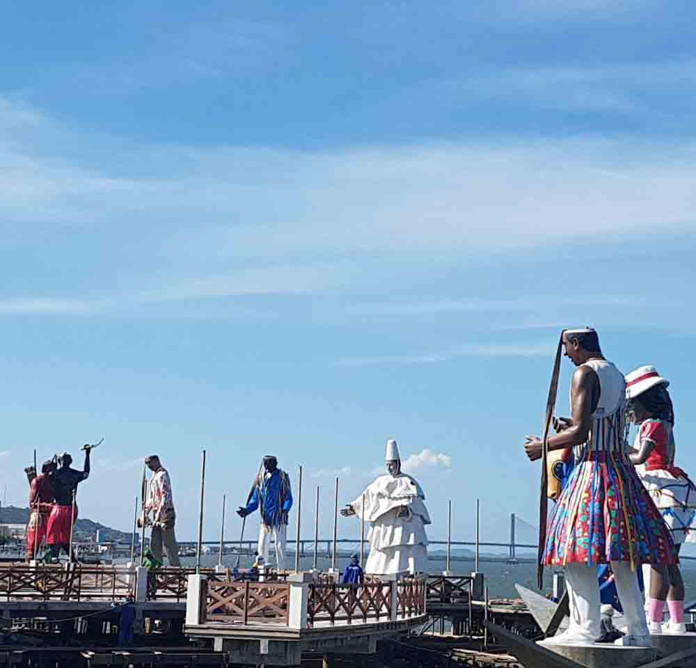 Largo da Gente será inaugurado durante as comemorações do aniversário de Aracaju / Foto: Nucom / Instituto Banese