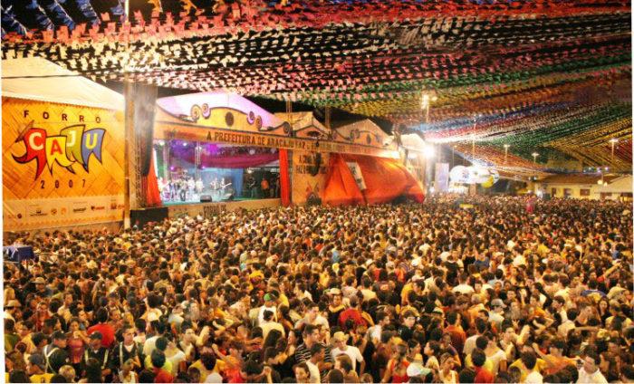 Forró Caju terá seis dias de festa em 2018 (Foto: Divulgação)