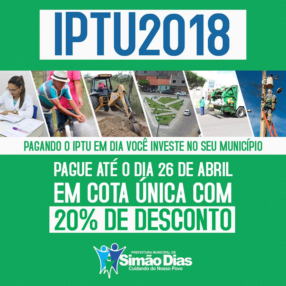 IPTU 2016