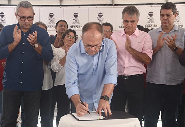 Resolução foi assinada no alto sertão sergipano (Foto: ASN)