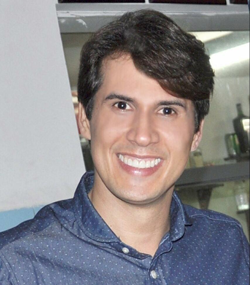 Professor Luiz Alberto Cezar Prata