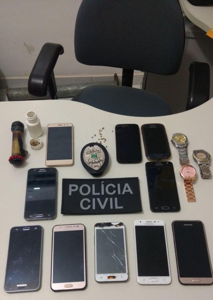 Foto: Polícia Civil de Lagarto