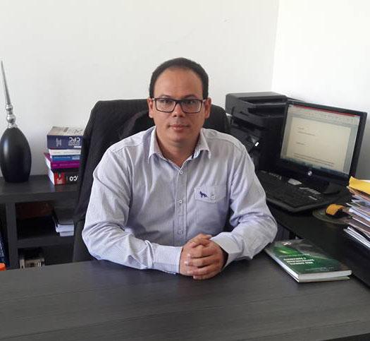 Professor Abraão conhecerá as demandas da DRE'2 nesta quarta-feira