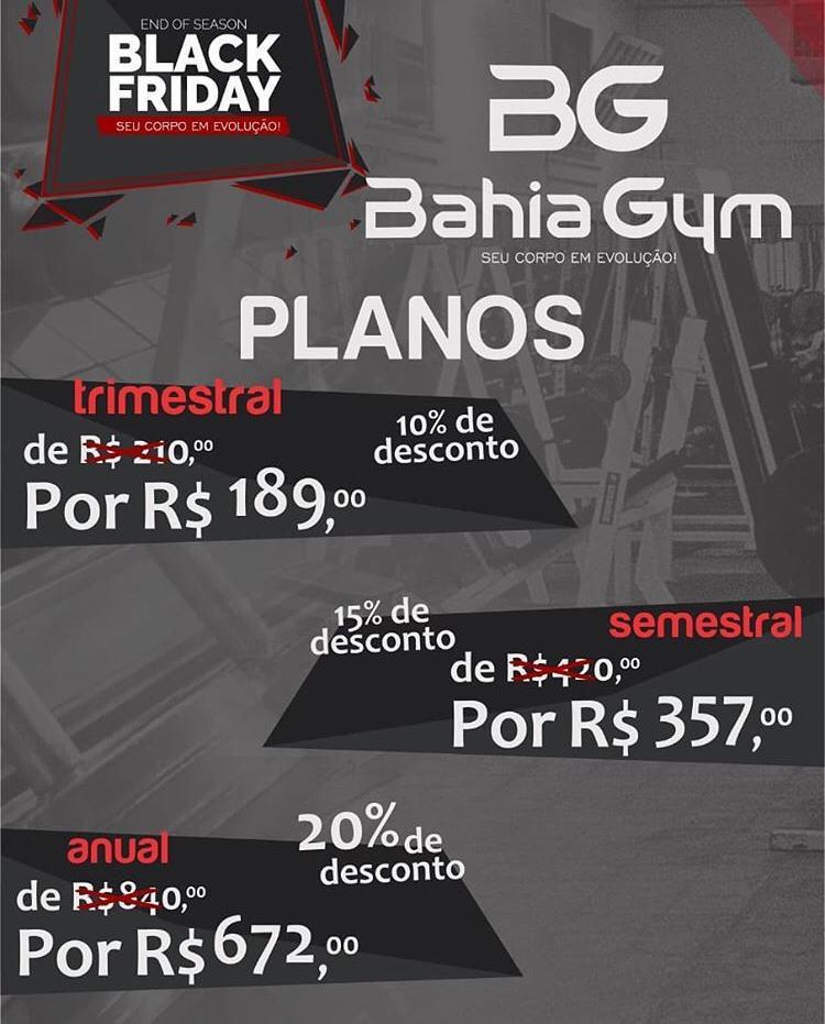 Academia Bahia GYM