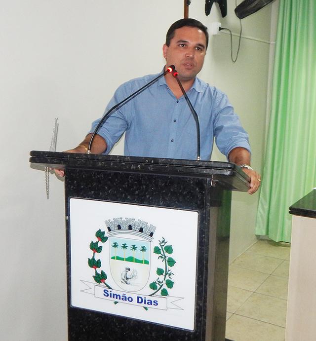 Presidente da Cohidro, José Carlos Felizola