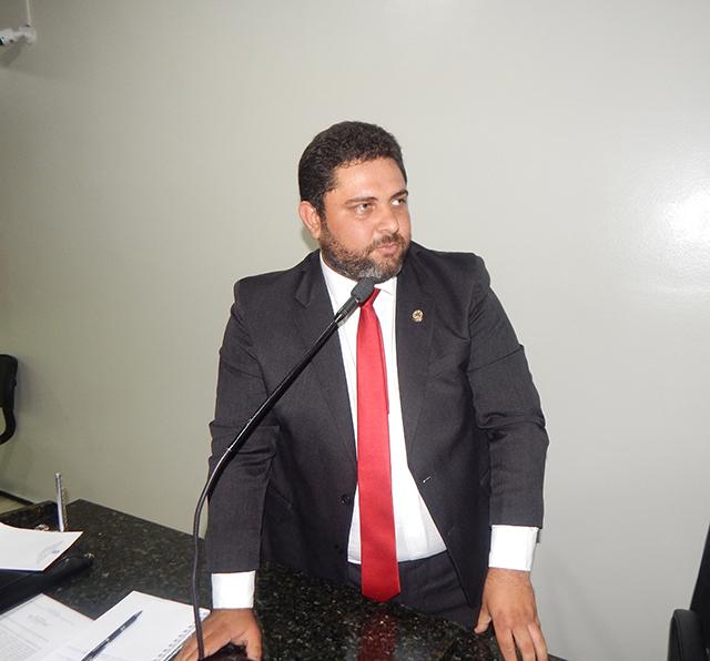 Vereador João Pinto